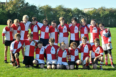 Oct 2010 -  u13 v Harbury