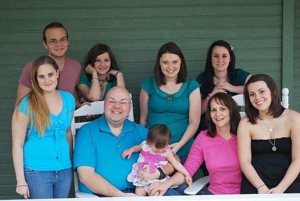 Family April 2009