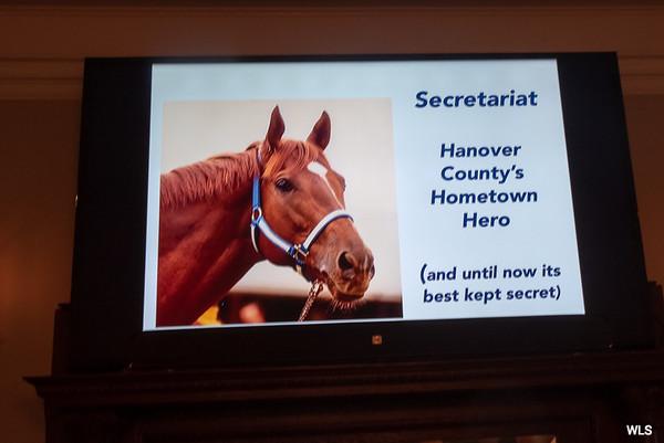 Secretariat Launch 3/29/19