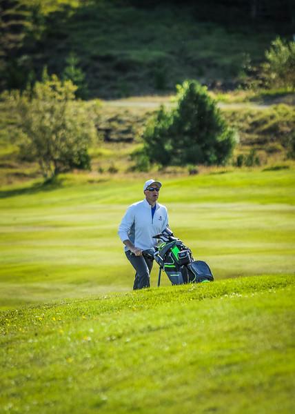 GFB, Sigurbjörn Þorgeirsson Íslandsmót í golfi 2019 - Grafarholt 2. keppnisdagur Mynd: seth@golf.is
