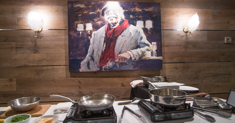 171121 Antonio & Fiorella Cooking Class