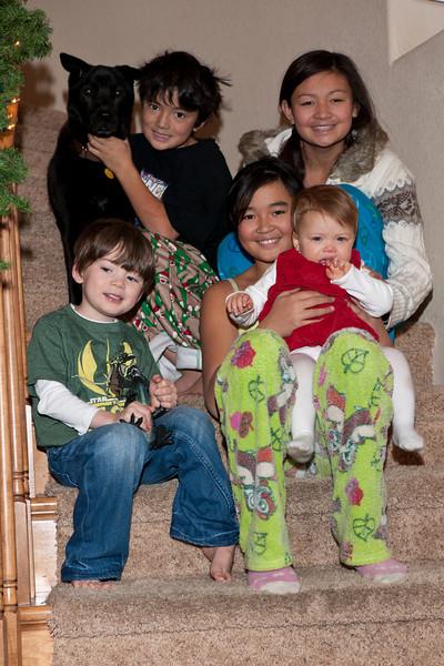 Christmas in Broomfield, 2009