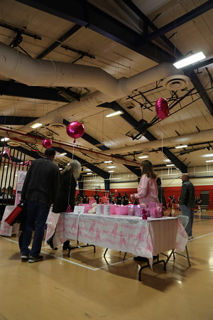 2019 10 16 Pink out Volleyball