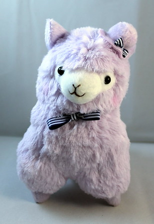 Purple Alpaca