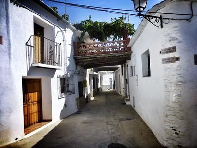 White Villages of La Taha