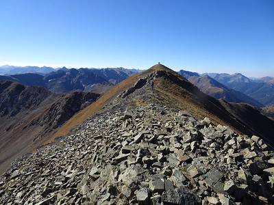 2016-09 Brown's and Abrams Mountains Hike