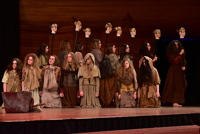 Hamilton Girls' High School: Macbeth - Act IV sc i
