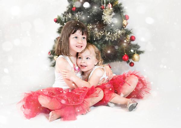 Christa Family Christmas
