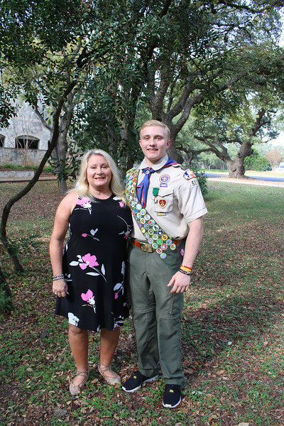 Eagle Scout Kevin