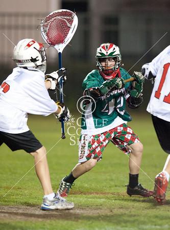 2011-03-03 Lacrosse 8th Boys Woodlands @ St. John's