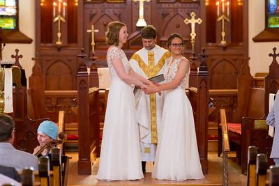 Sarah & Ellie - Ceremony
