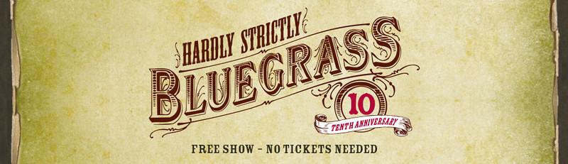 Hardly Strictly Bluegrass 2010