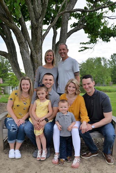 Matt & Tara's Family