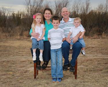 Fox Family 12/24/2012