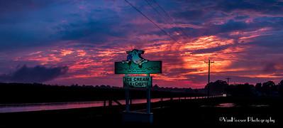 Eastern Shore Sunrise Sunset