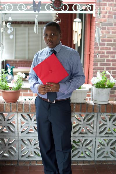 Christian's 2015 JRHS Graduation
