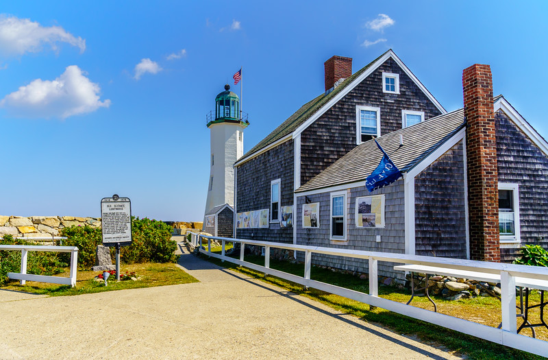 Cape Cod Lighthouses & Seashore