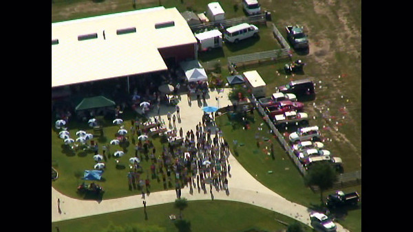 2010 Marshall Reunion Aerial Video