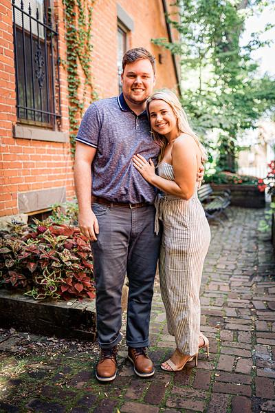 Sam & Anna - Engagement