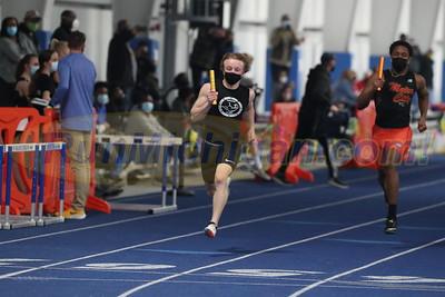 Boys' Sprint Medley - 2021 MITS State Meet