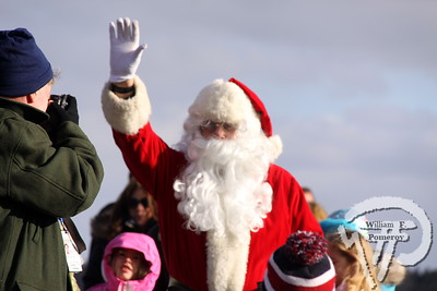 ORLEANS YACHT CLUB — pancake breakfast with . . . mrs. claus ~ santa by boat — Orleans, MA 11 . 30 - 2013