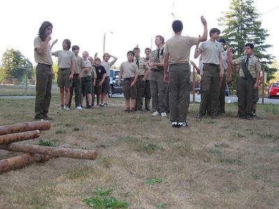 Troop Meeting - Aug 17