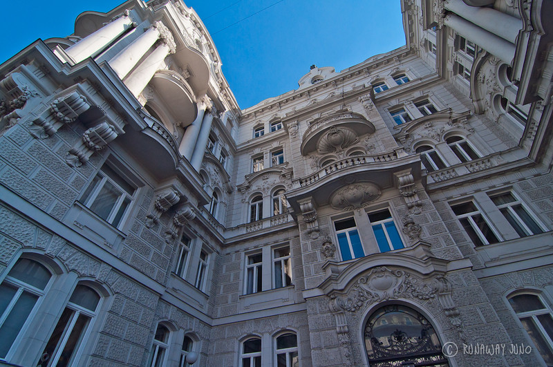 art nouveau of Vienna