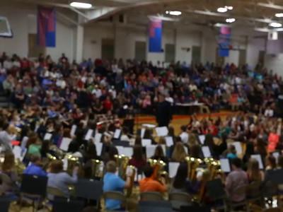2015 Cherokee Middle School Christmas Band Concert