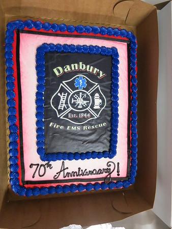 Danbury Fire EMS Rescue 70th Anniversary