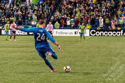 2018-03-07 - Sounders vs Chivas Guadalajara - CONCACAF