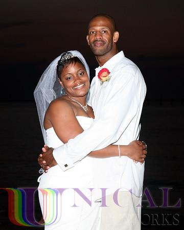 A Time Beyond Compare, Joy Felt Deep Within Their Hearts - The Sunset Wedding of James & Rachel on Saturday, August 9, 2008 at 7:00PM, Virginia Beach, VA