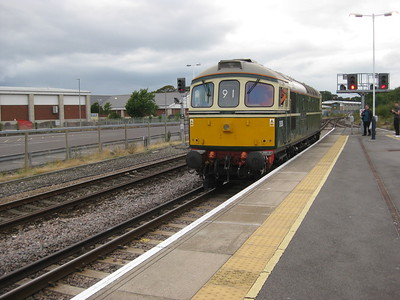 D6515 on the National Network