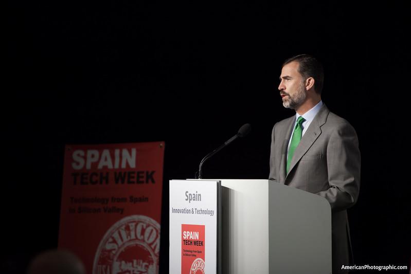 HITEC/Prince of Spain Keynote