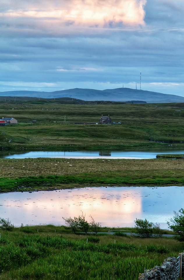 Outer Hebrides and its Lochs