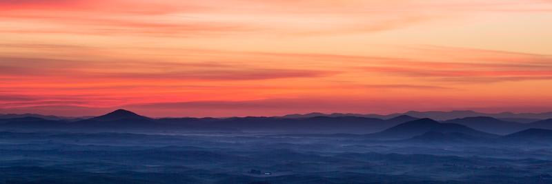 Palouse Pre-Dawn