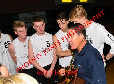 5-11-19 - AIA 5A Final - Campo Verde v Mountain View, Maranna Awards Boys Volleyball