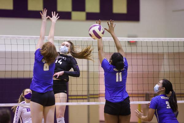 Varsity Volleyball v Robinson 3/2/21