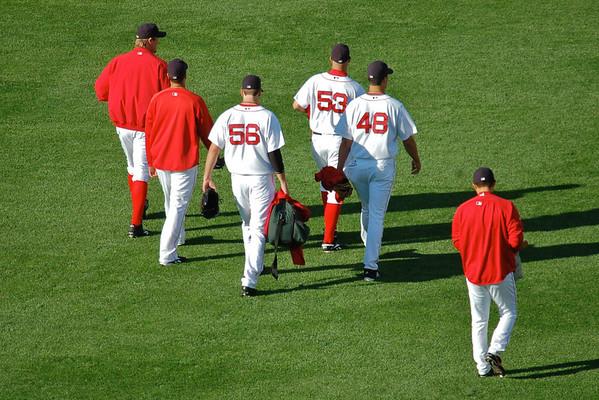 Sox vs. Orioles, 6/12/08
