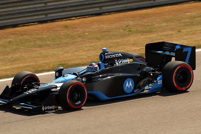 Barber Motorsports - IRL 2009