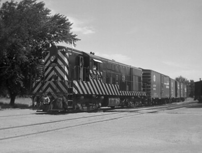 Santa Fe—Earlier Diesel Locomotives