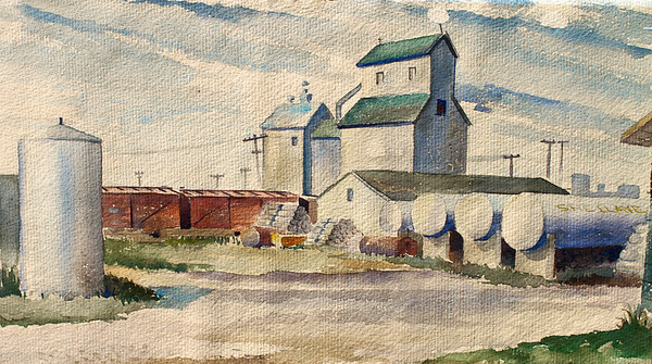 Joe Messer's Paintings and Sketches