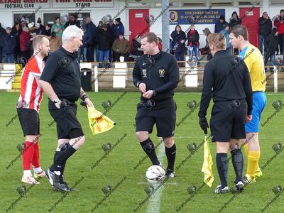 Saltash United (Away) Senior Cup 4th Round