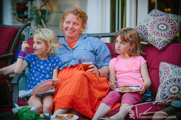 Katie Party + Isaac and Jessica's Garden Party