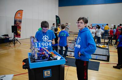 2018 Dec - Robotics Tournament