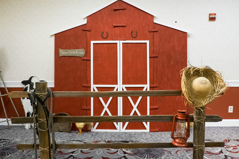 Barn Photo Booth
