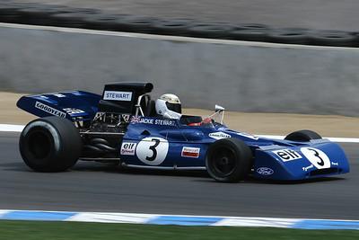 2008 Monterey Historics - 1968-1978 Historic F1 - on track