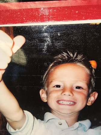 Michael Lallier kid pic
