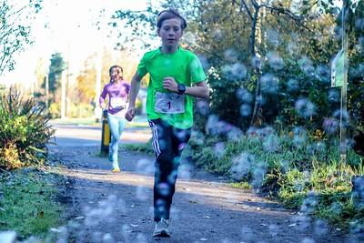 2018 Spring-Trail Blazers at the GOTR 5k