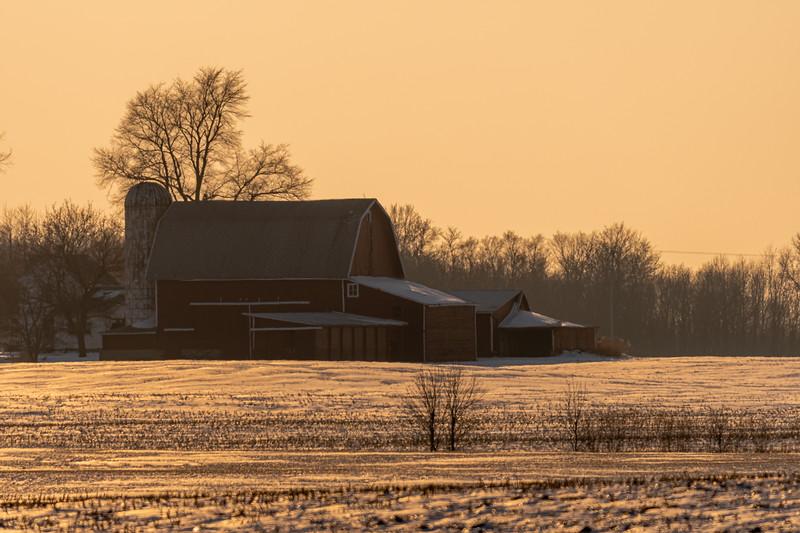 sunset over the Webber's barn 2-16-20-4.jpg
