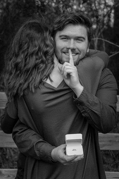 Cody & Katie's Engagement Photos (Dec 17th 2017)